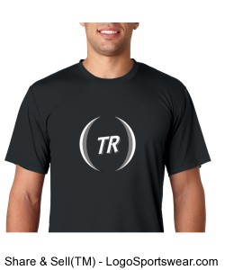 TR Car Club official T-Shirt. Design Zoom